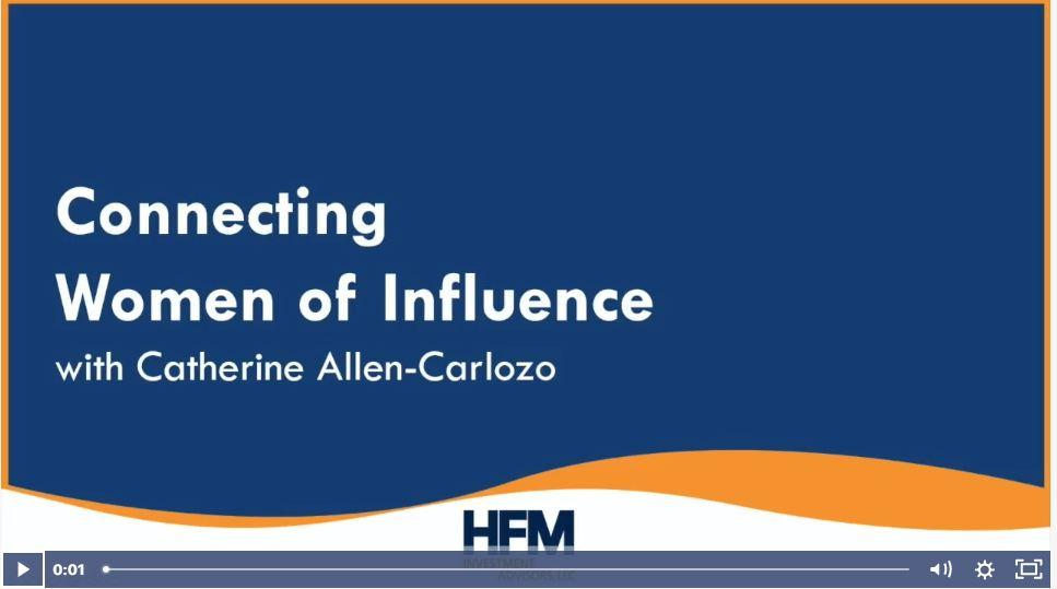 {Video} Women of Influence interview with Lisa Carney of Retail Agency, LLC Farmers Insurance Thumbnail