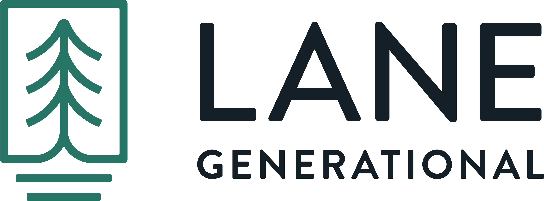 Logo for Lane Generational