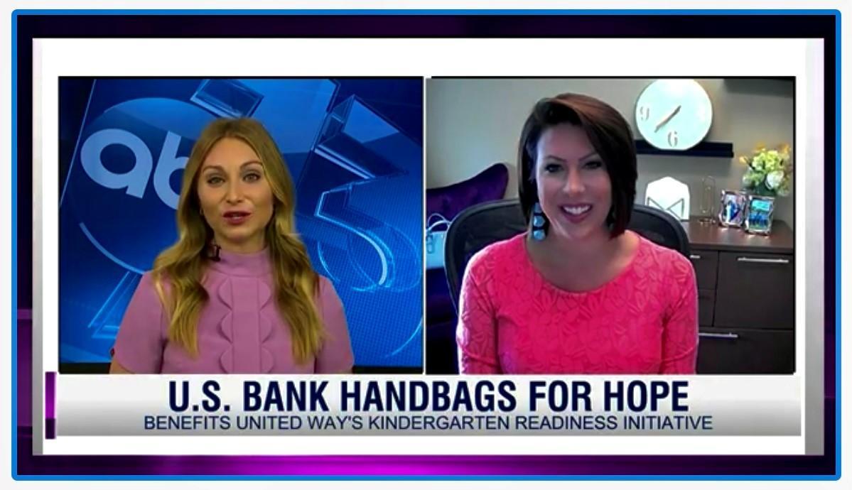 U.S. Bank Handbags for Hope Thumbnail