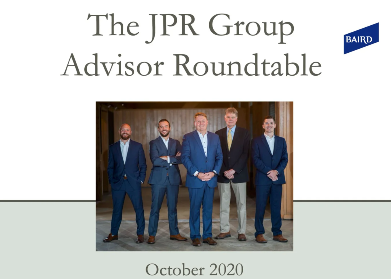 The October Advisor Roundtable Thumbnail