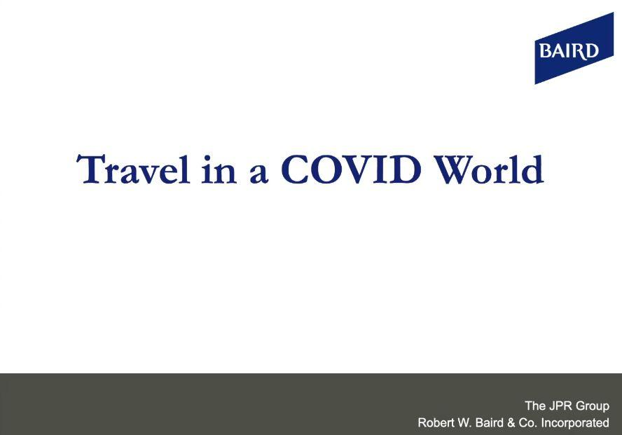 Travel in a COVID World Thumbnail