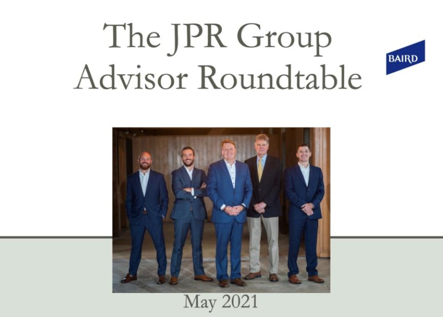 The May Advisor Roundable Thumbnail