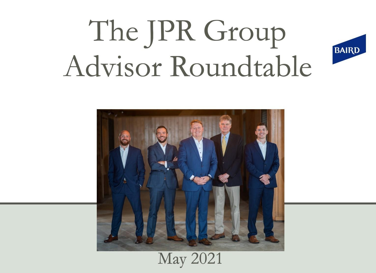 The April Advisor Roundtable Thumbnail