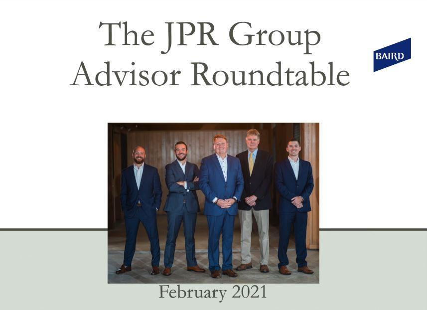 The February Advisor Roundtable Thumbnail