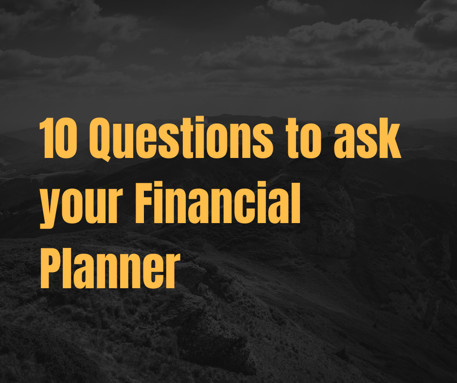 10 Questions to ask your Financial Planner Thumbnail