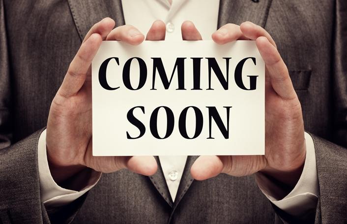 Upcoming Events - Coming Soon Thumbnail