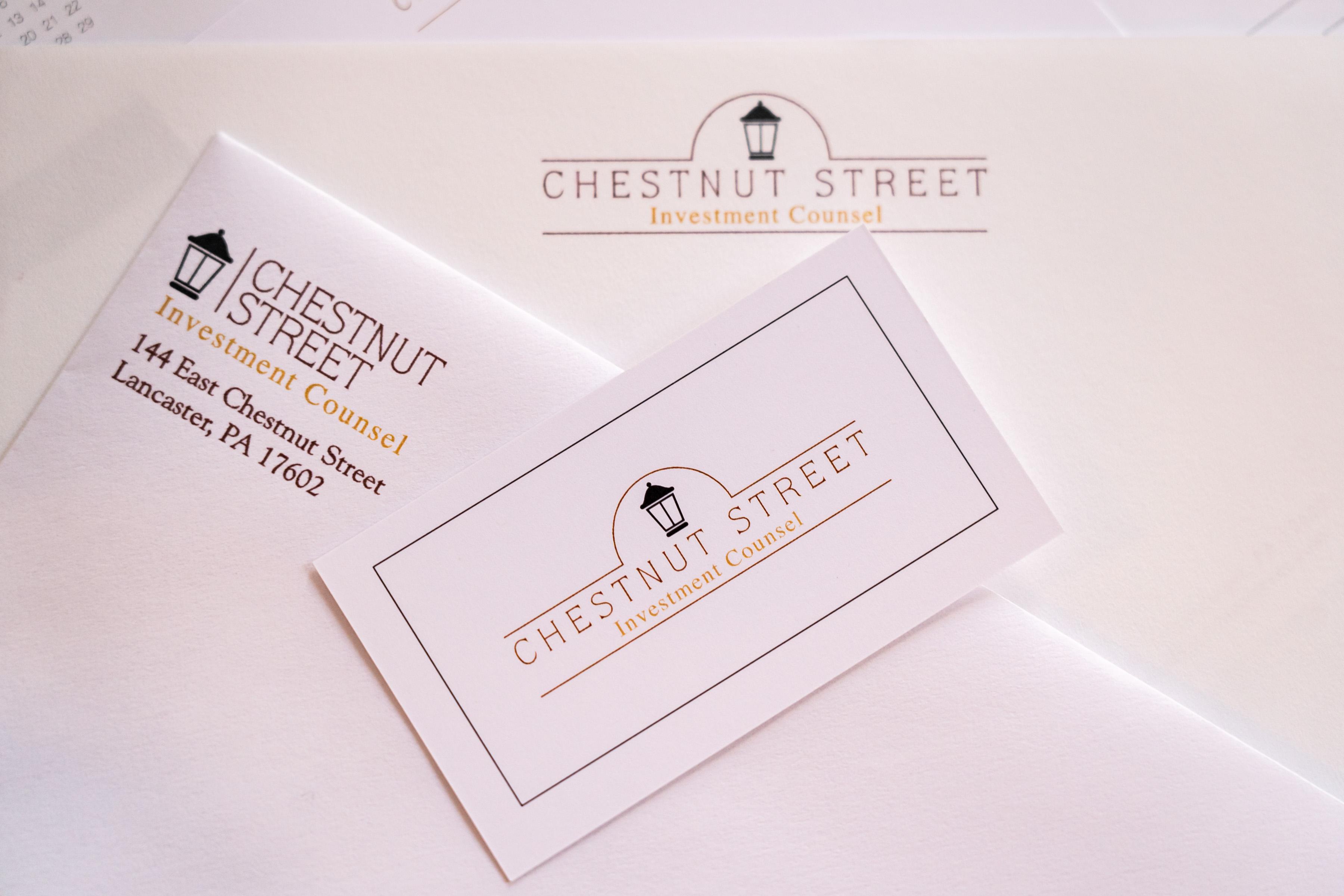 Chestnut Street front door