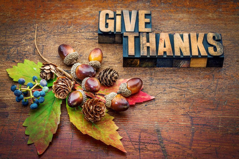 Being Thankful Thumbnail
