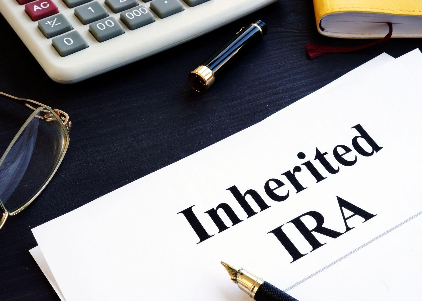 What are the distribution rules for an inherited IRA? Thumbnail