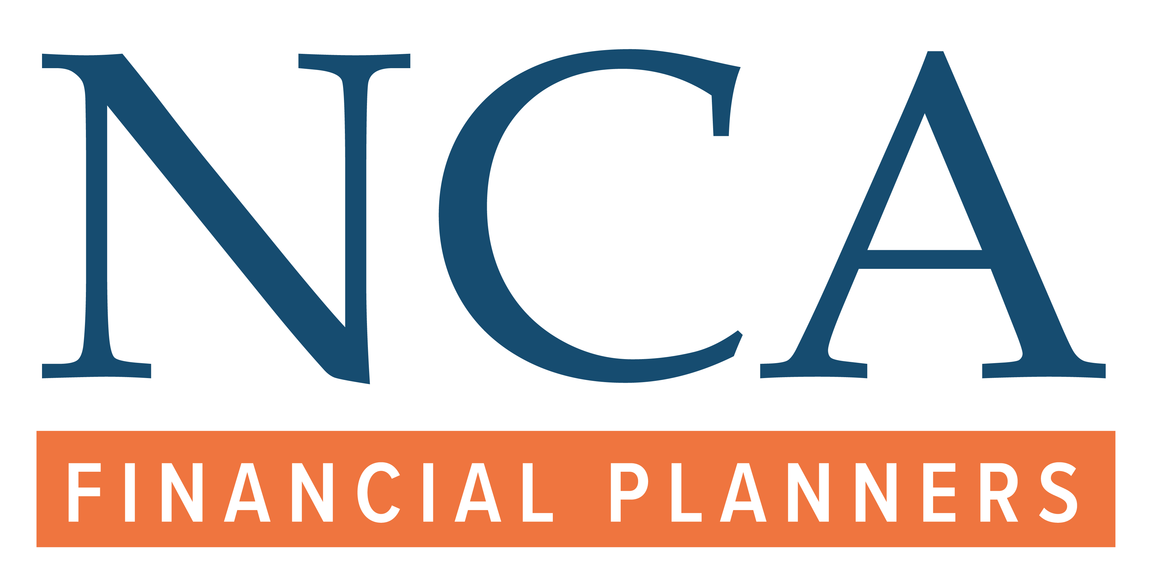 Logo for NCA Financial Planners