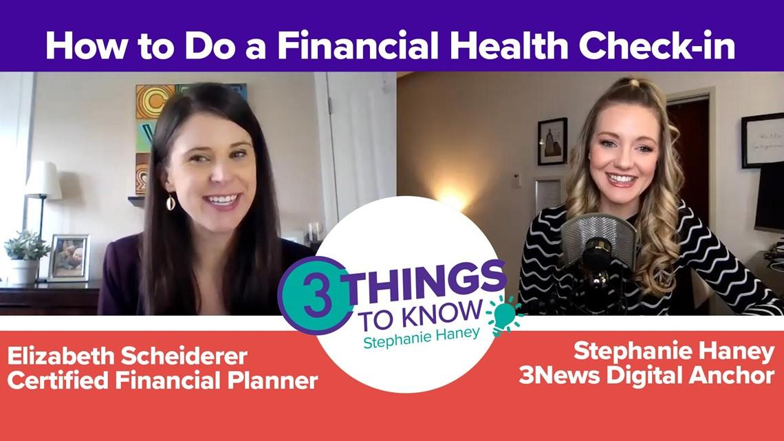 Financial Health Check-in: Make sure your money is working for you Thumbnail