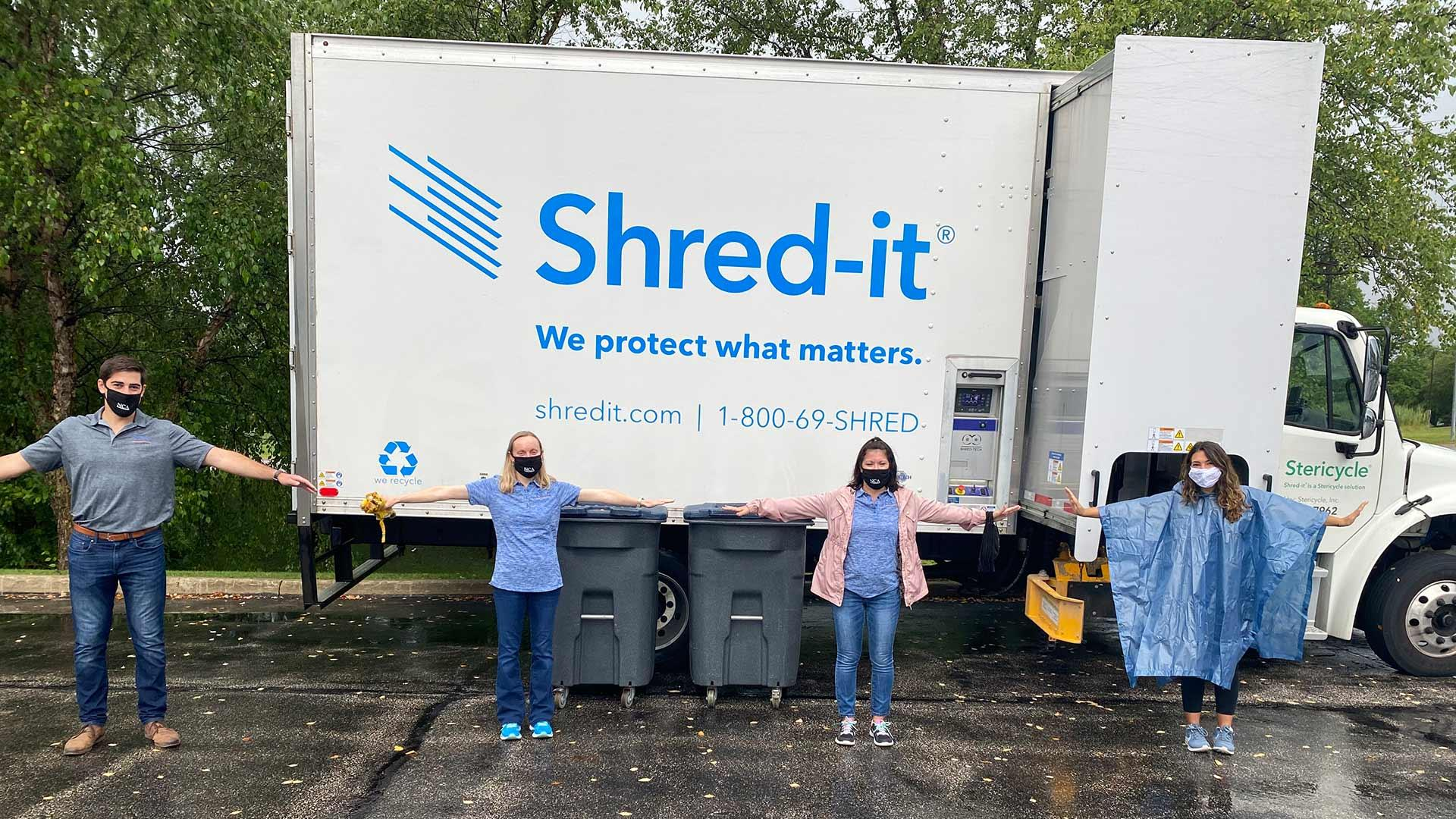 NCA's 3rd Annual Shred-Day was a huge success! Thumbnail