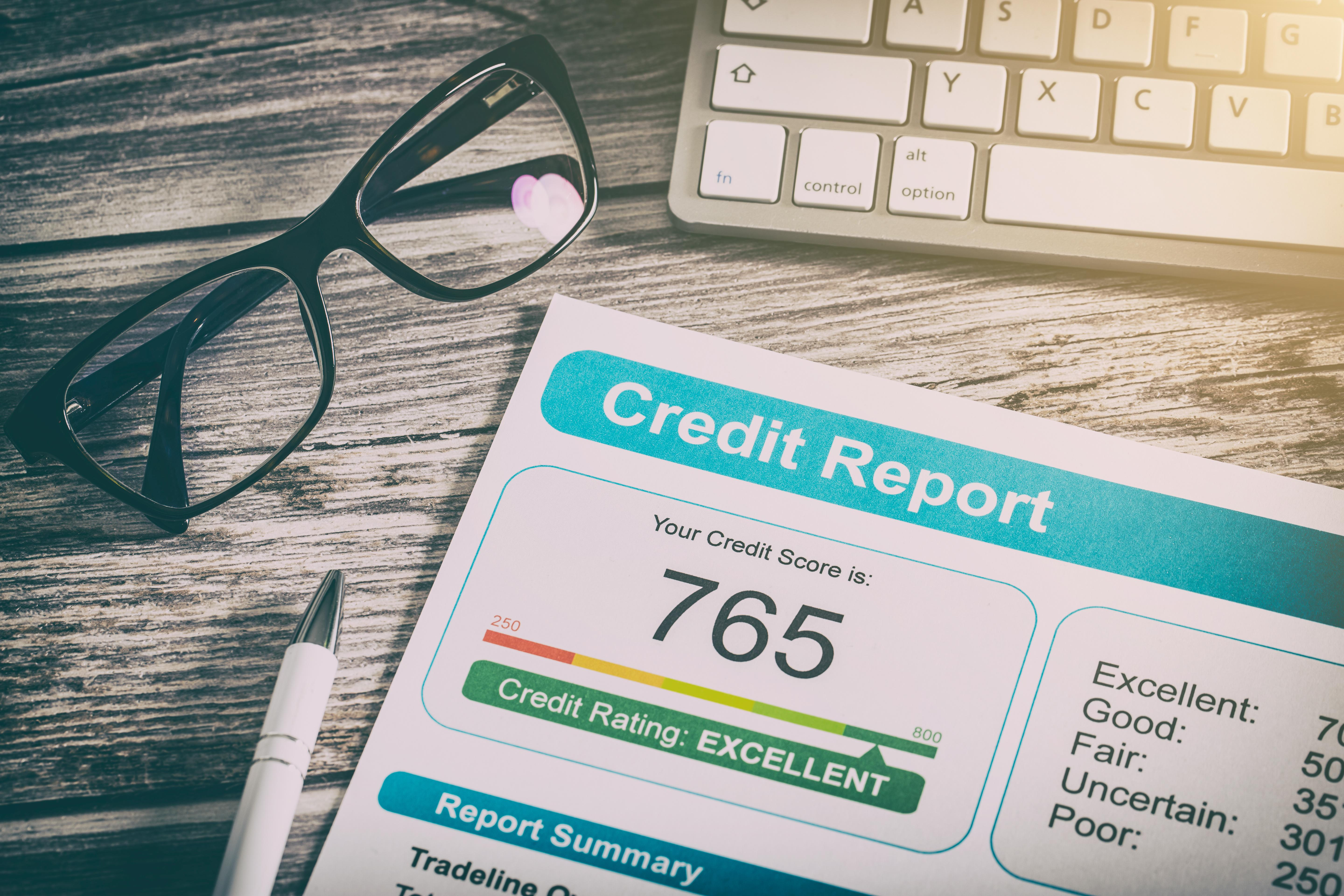 3 tips to get on track with your credit Thumbnail