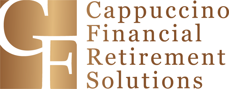 Logo for Cappuccino Financial Retirement Solutions