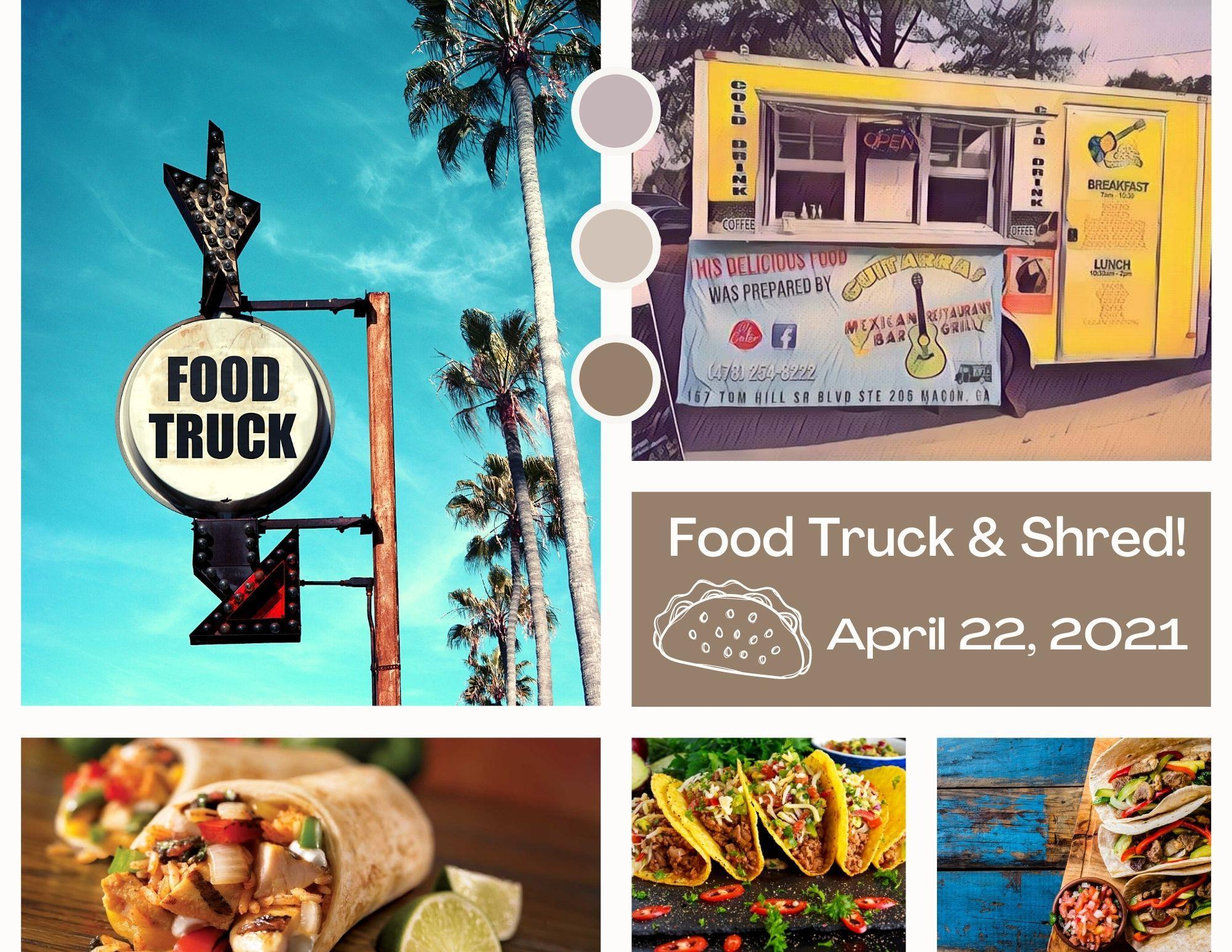 Food Truck & Shred Thumbnail