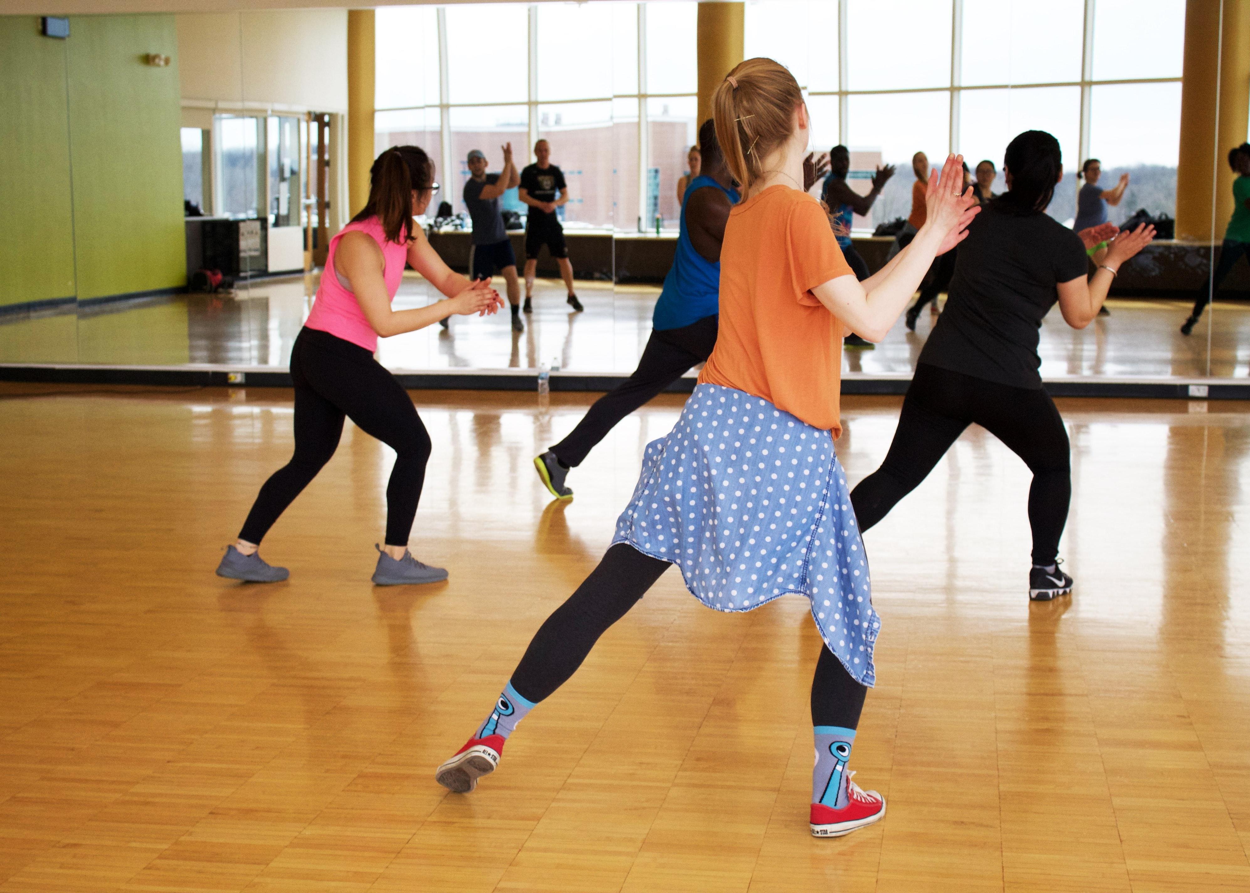 Dance Class Event Thumbnail
