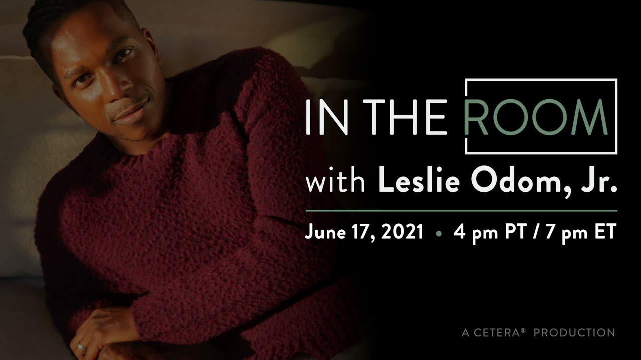 In The Room with Leslie Odom, Jr Thumbnail