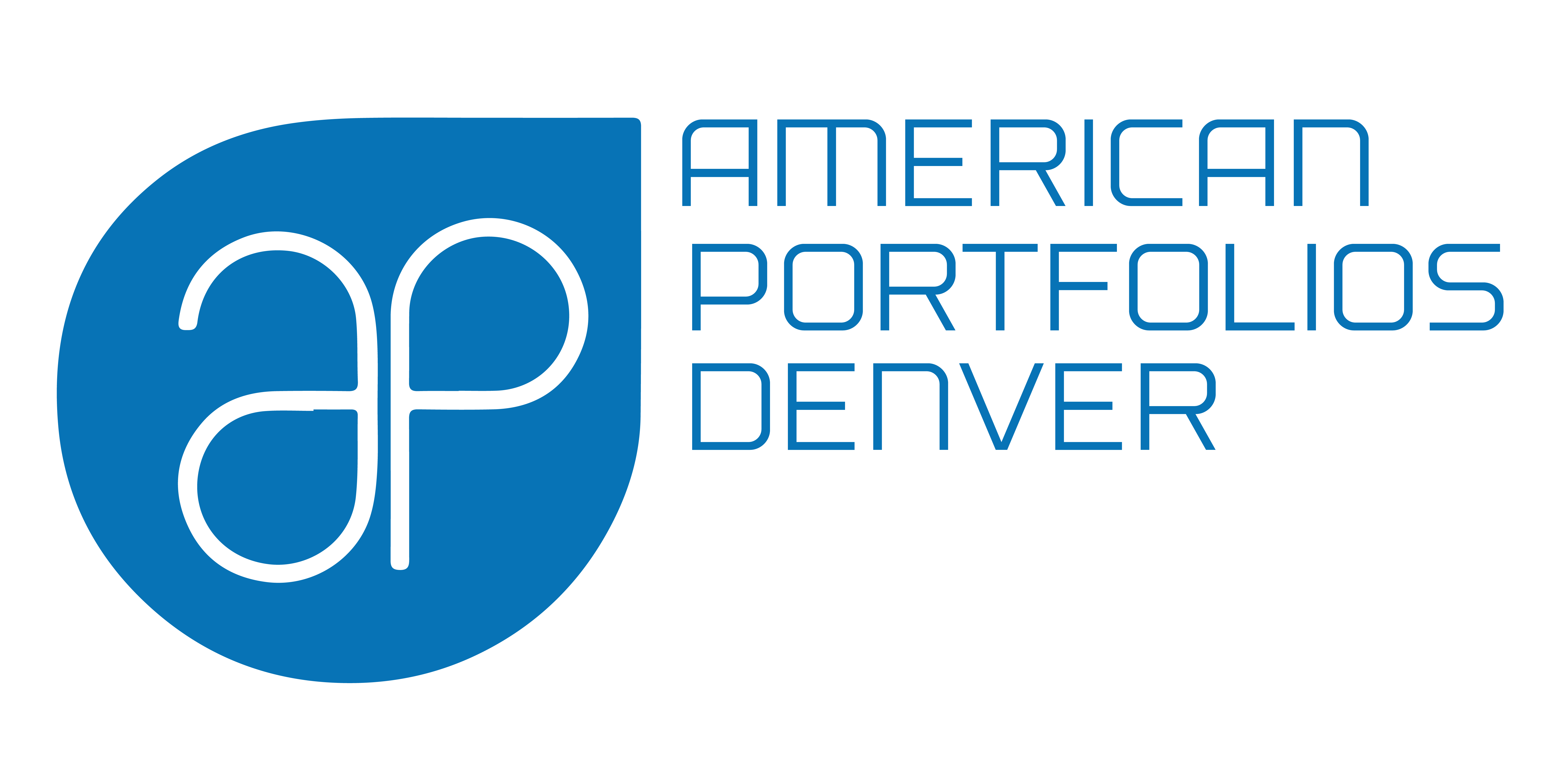Logo for American Portfolios Denver | Envision the Future, Engage the Present.