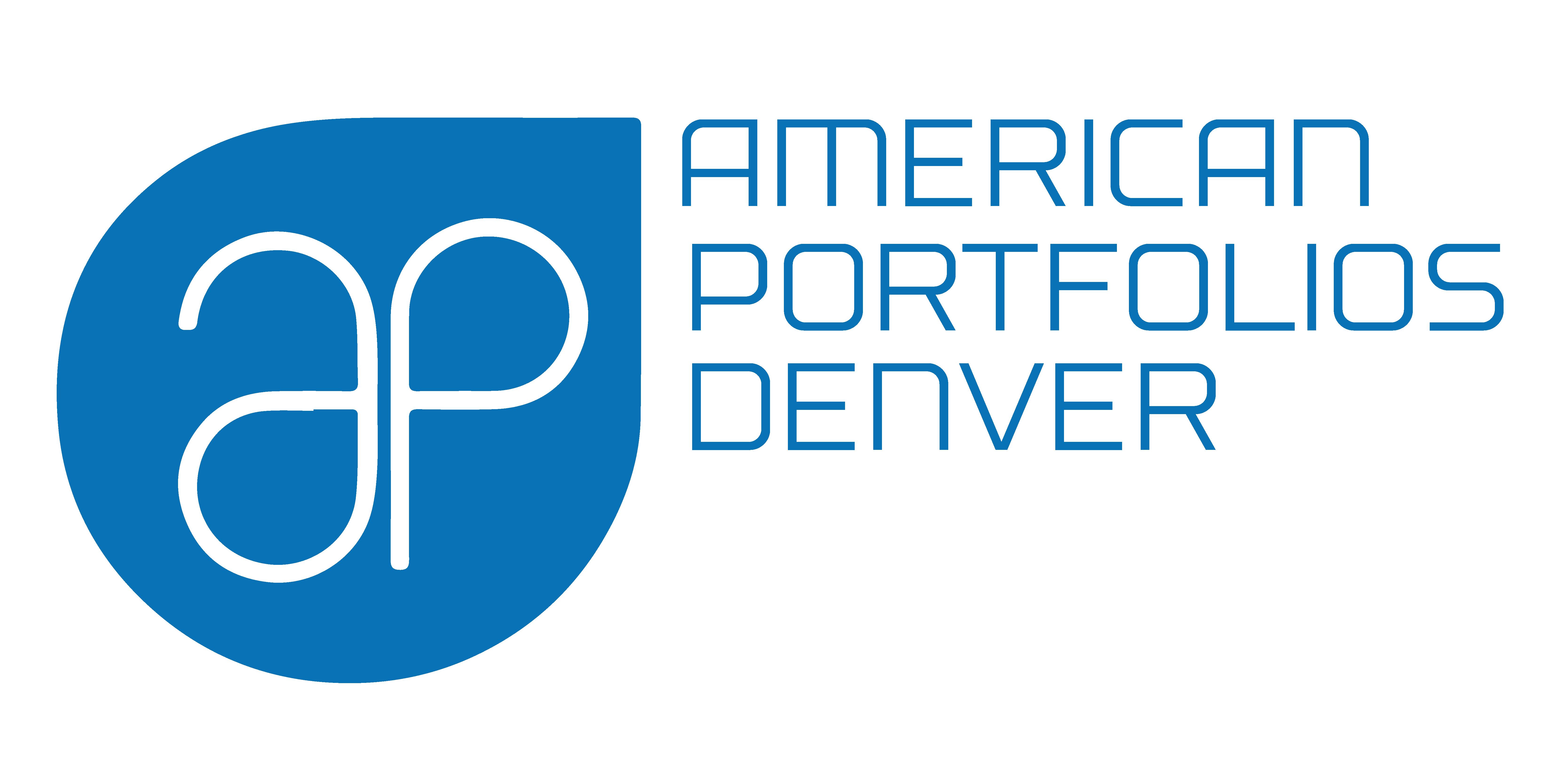 Logo for American Portfolios Denver | Envision the Future, Engage the Present.