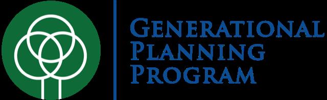Generational Planning Program