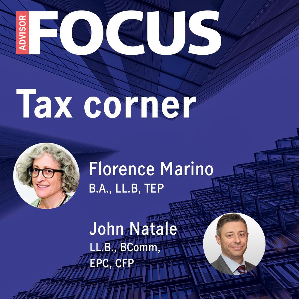 Tax corner Thumbnail