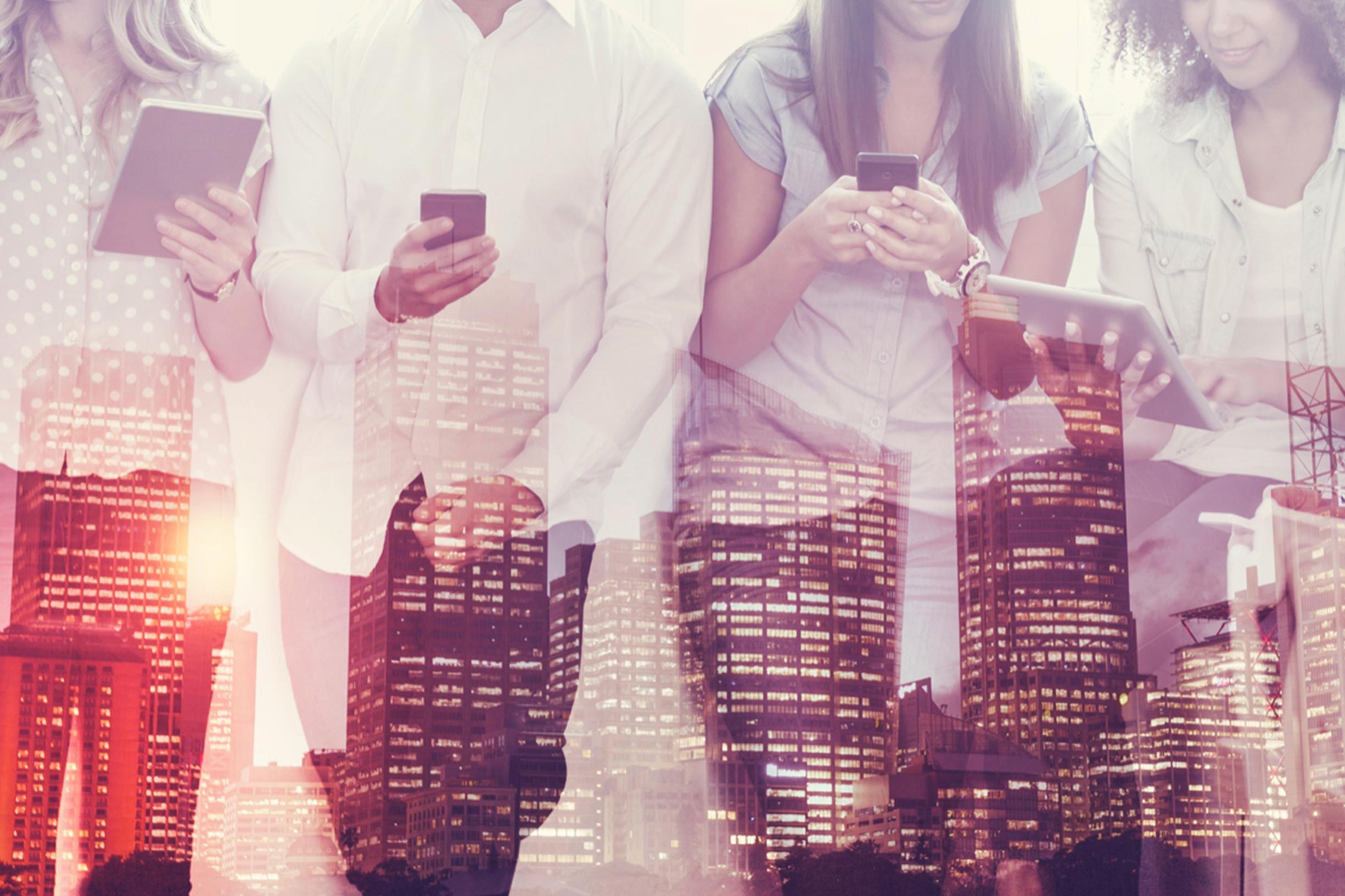 Vos clients sont présents en ligne. L'êtes-vous? Thumbnail