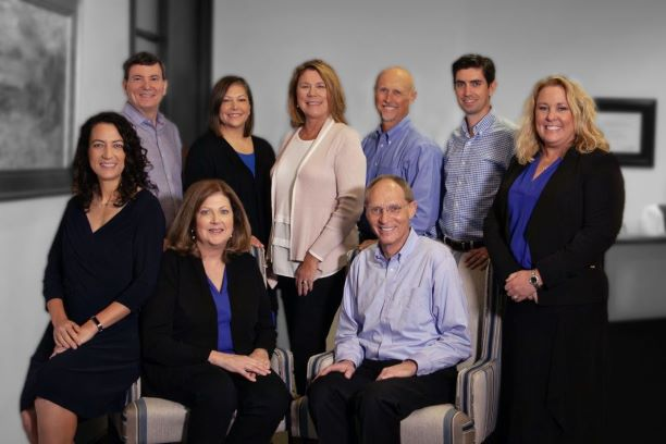Clear Perspectives Financial Planning team
