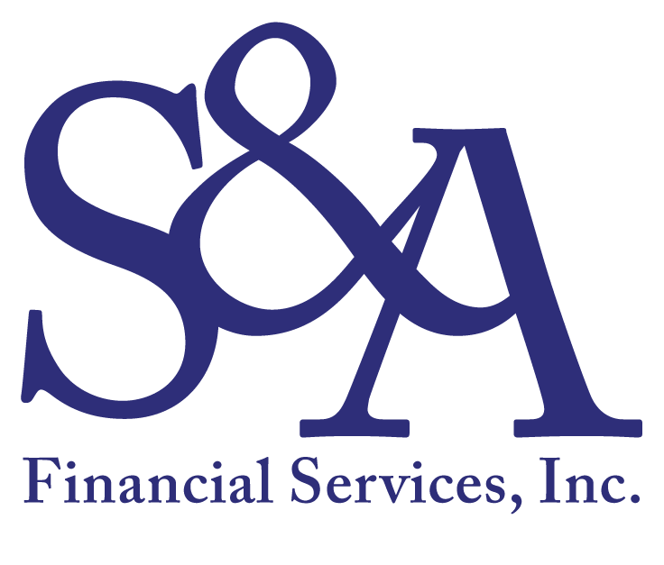Logo for S&A Financial Services, Inc.