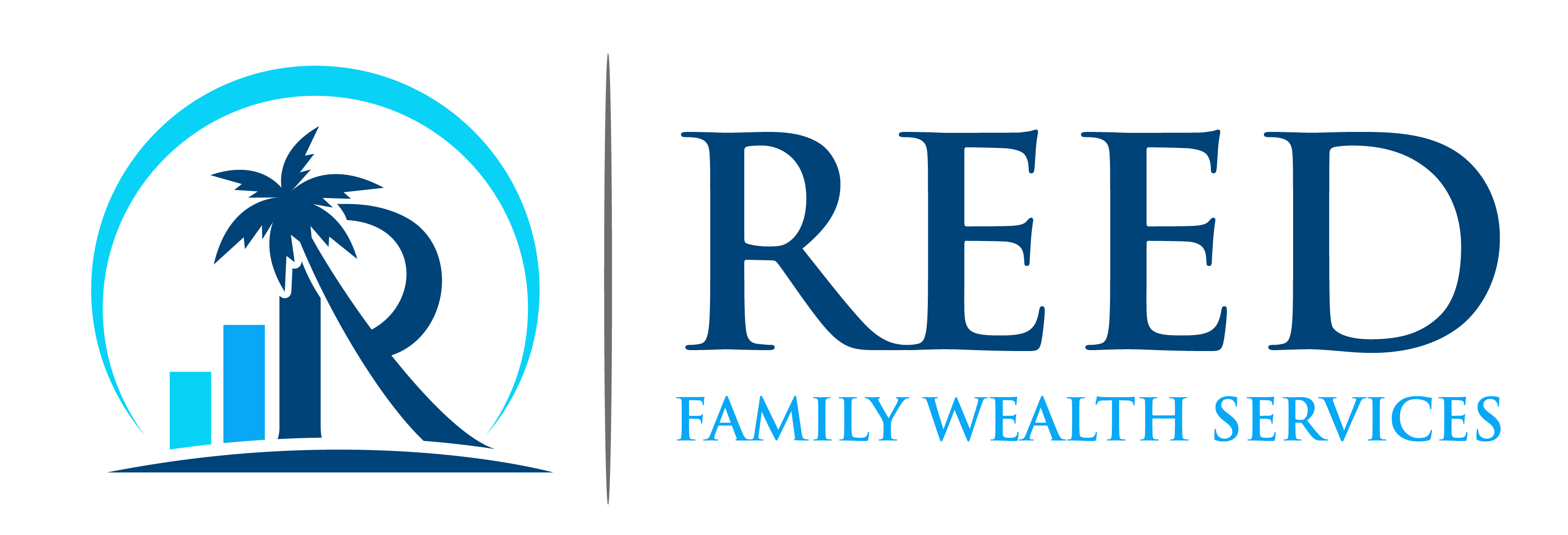 Logo for Reed Family Wealth Services