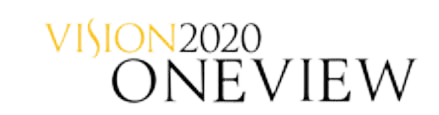 Vision 2020 OneView logo