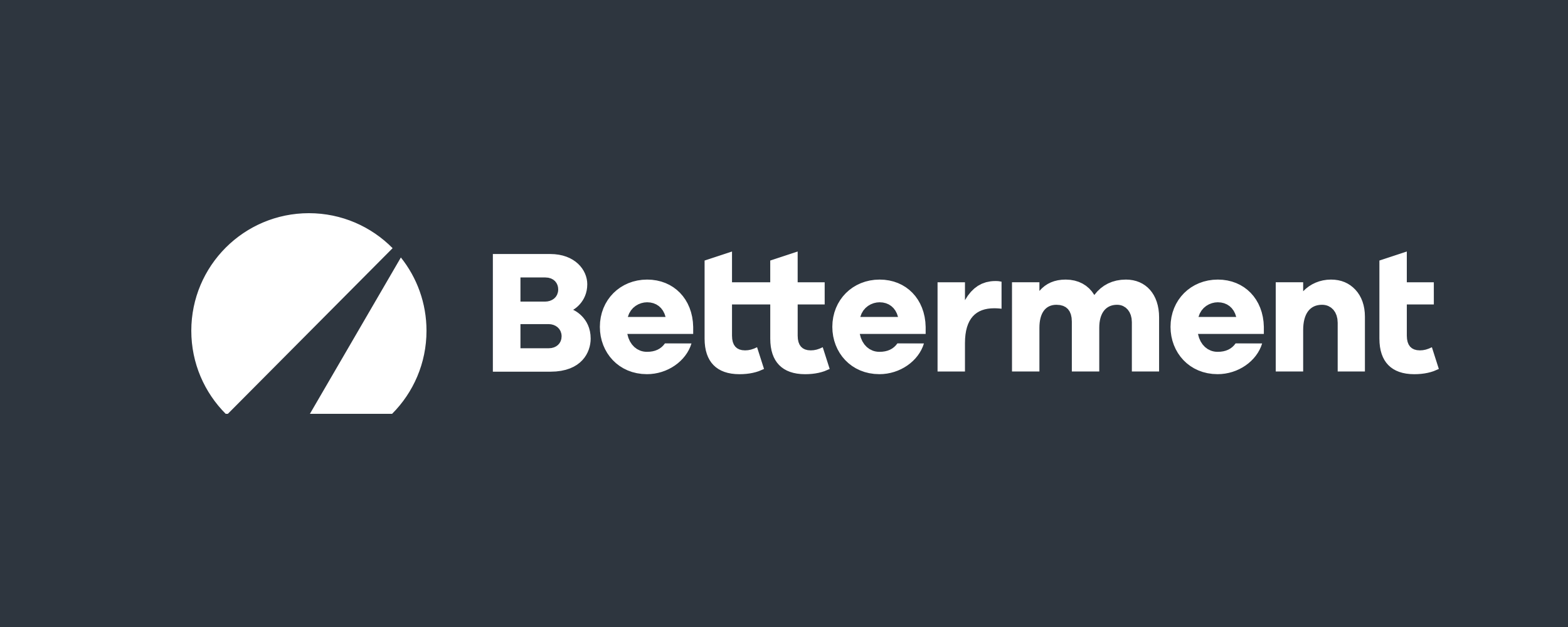 Betterment logo Rochester, MN PharmD Financial Planning, LLC