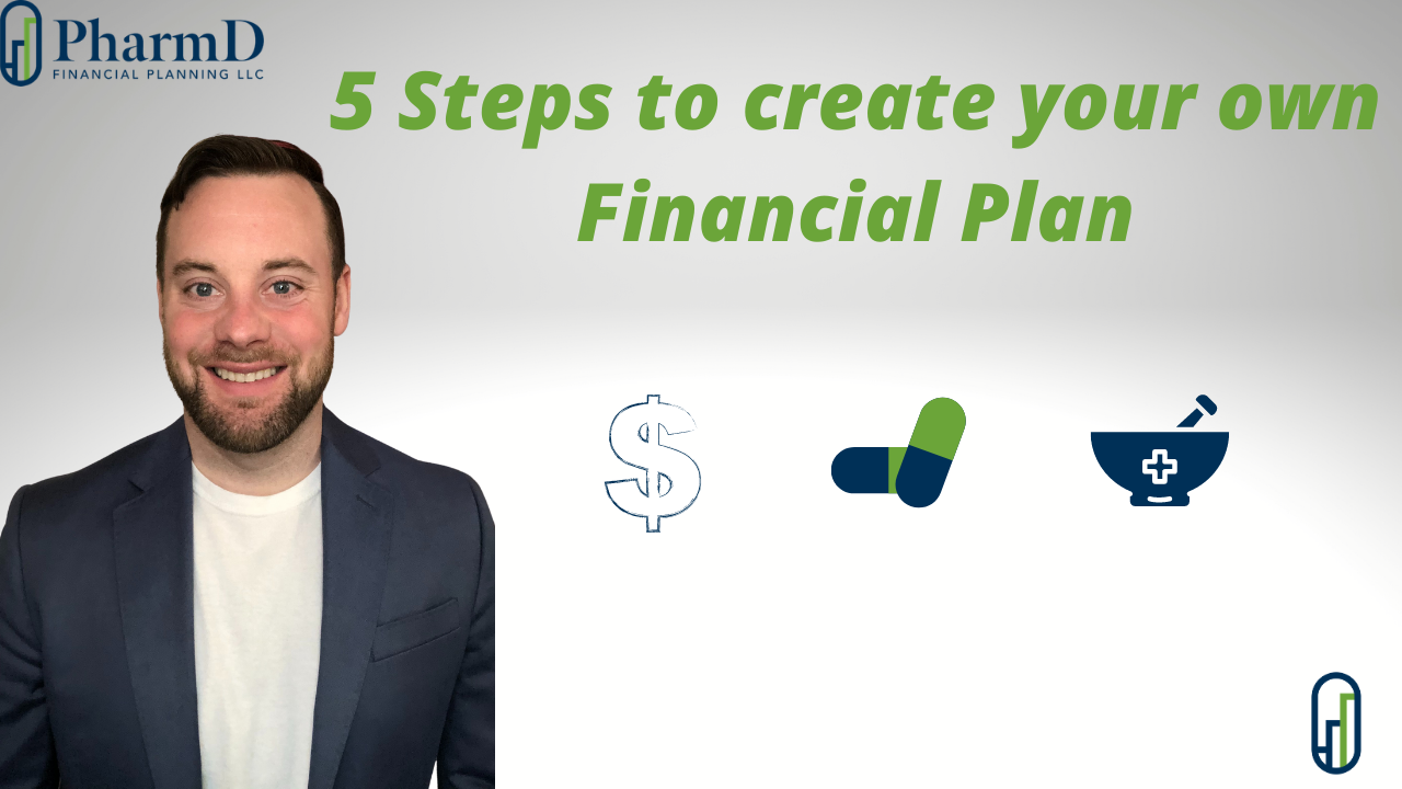 5 Steps to Creating Your Own Financial Plan Thumbnail