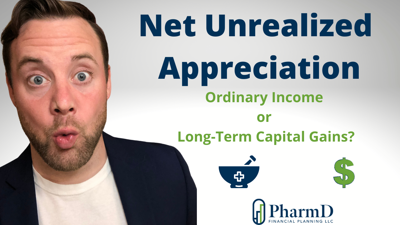 Net Unrealized Appreciation: Do you own your employer's stock? Get to know the NUA rules! Thumbnail