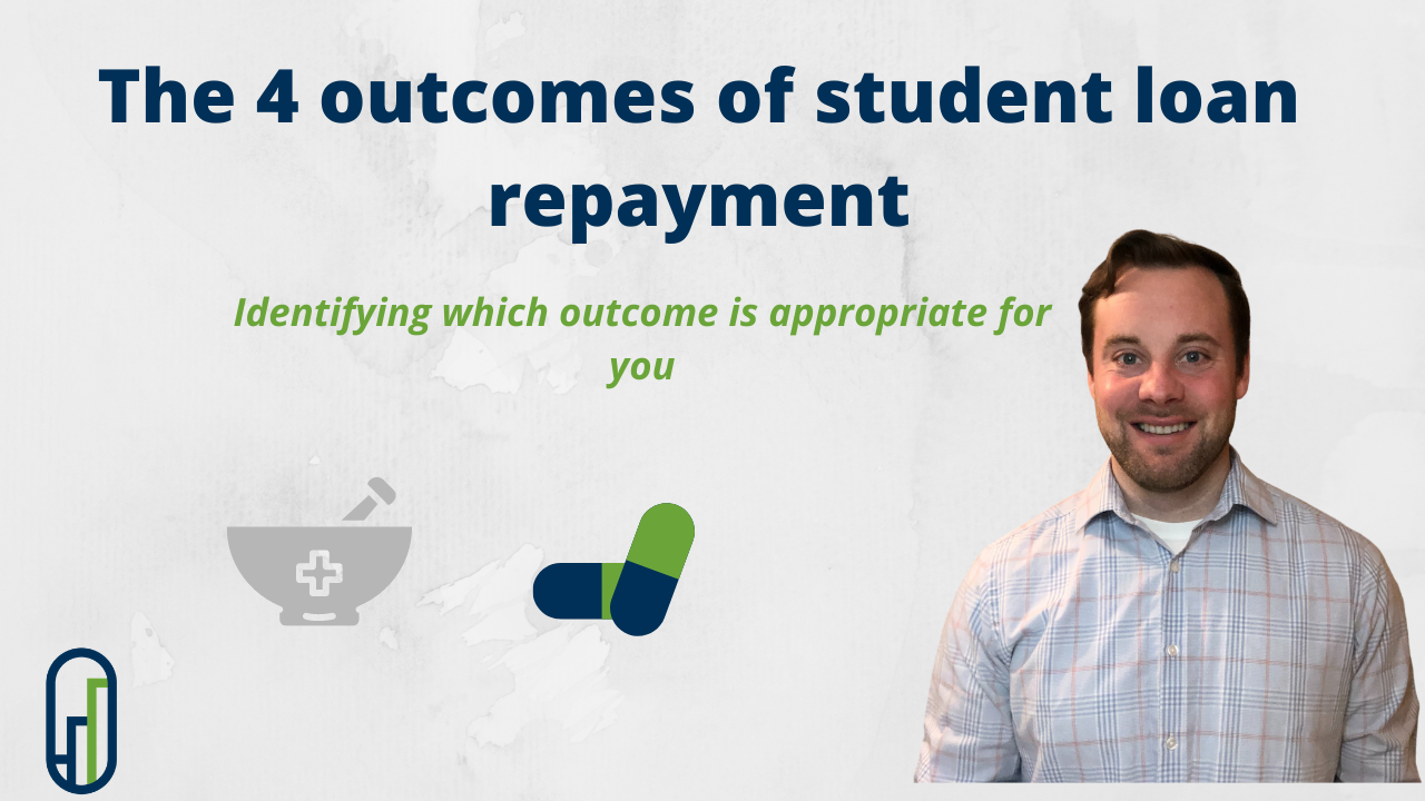 The 4 Outcomes of Student Loan Repayment Thumbnail