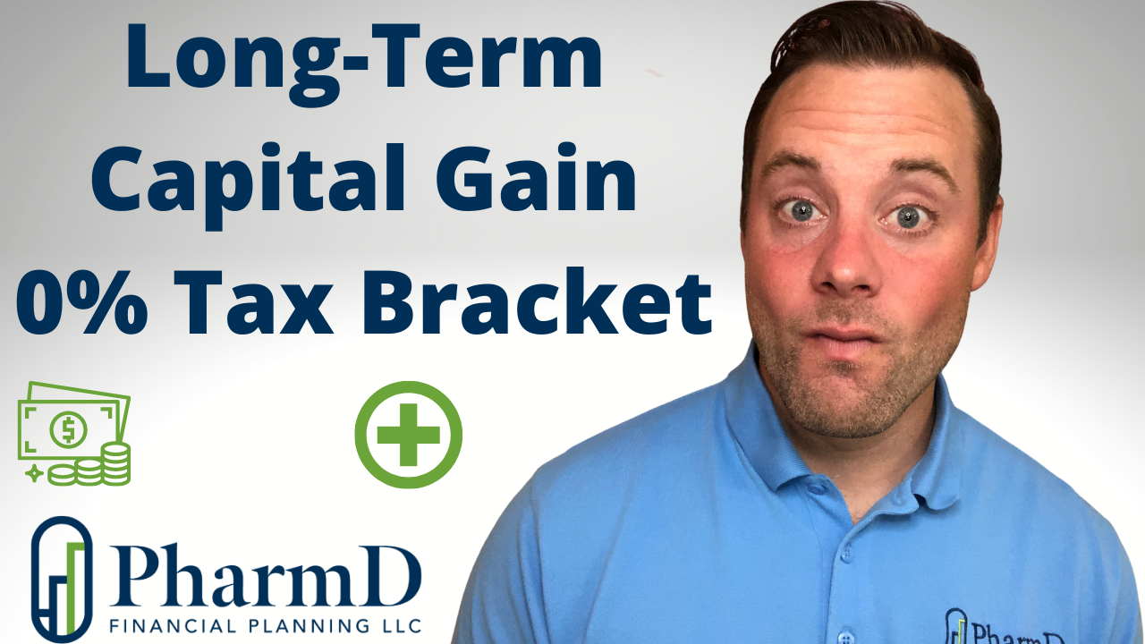 The 0% Long Term Capital Gains Tax Bracket: Harvesting Taxable Gains Today. Thumbnail