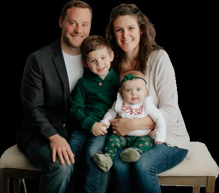Derek Delaney and family Rochester, MN PharmD Financial Planning, LLC