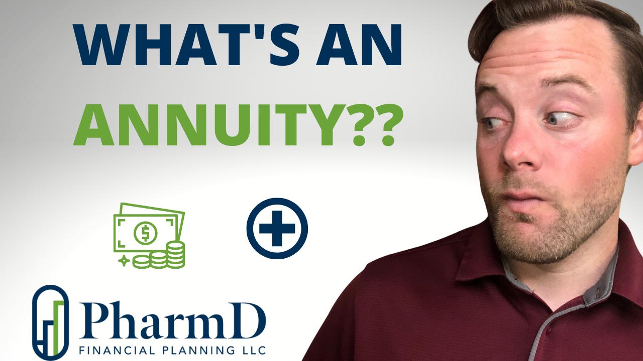 What Is An Annuity? Thumbnail