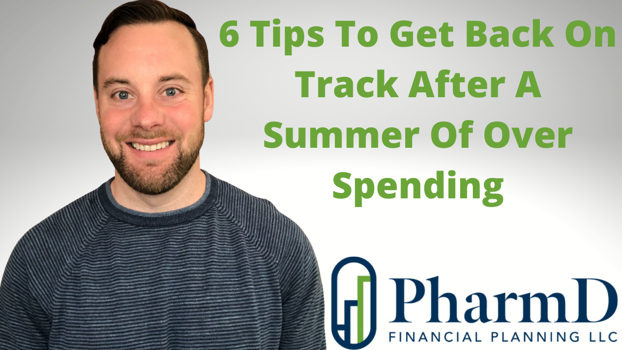 6 Tips To Get Back On Track After A Summer Of Over Spending Thumbnail