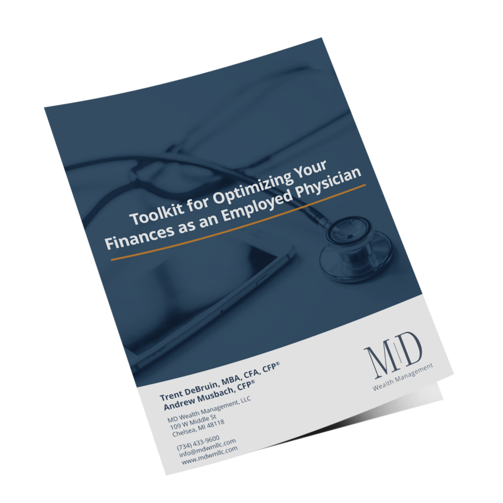 Toolkit for Optimizing Your Finances as an Employed Physician Cover