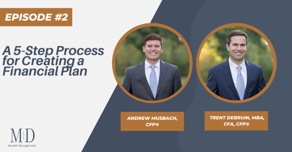 A 5-Step Process For Creating A Financial Plan, Episode #2 Thumbnail