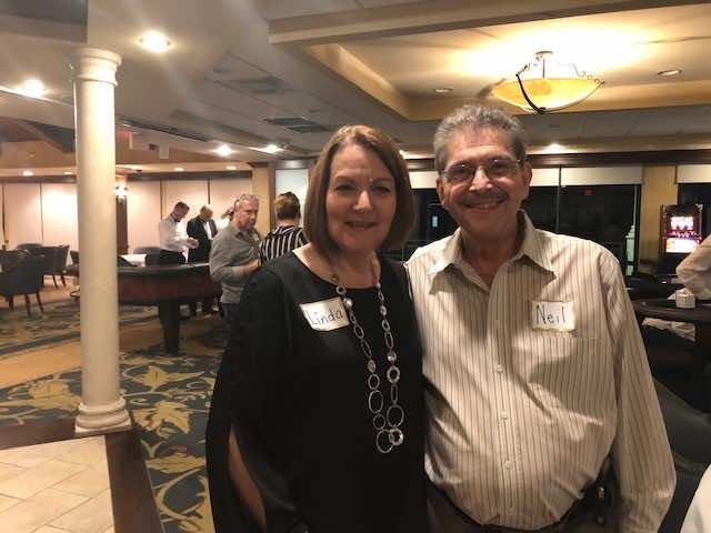 attendees of 2018 Client Appreciation Casino Night