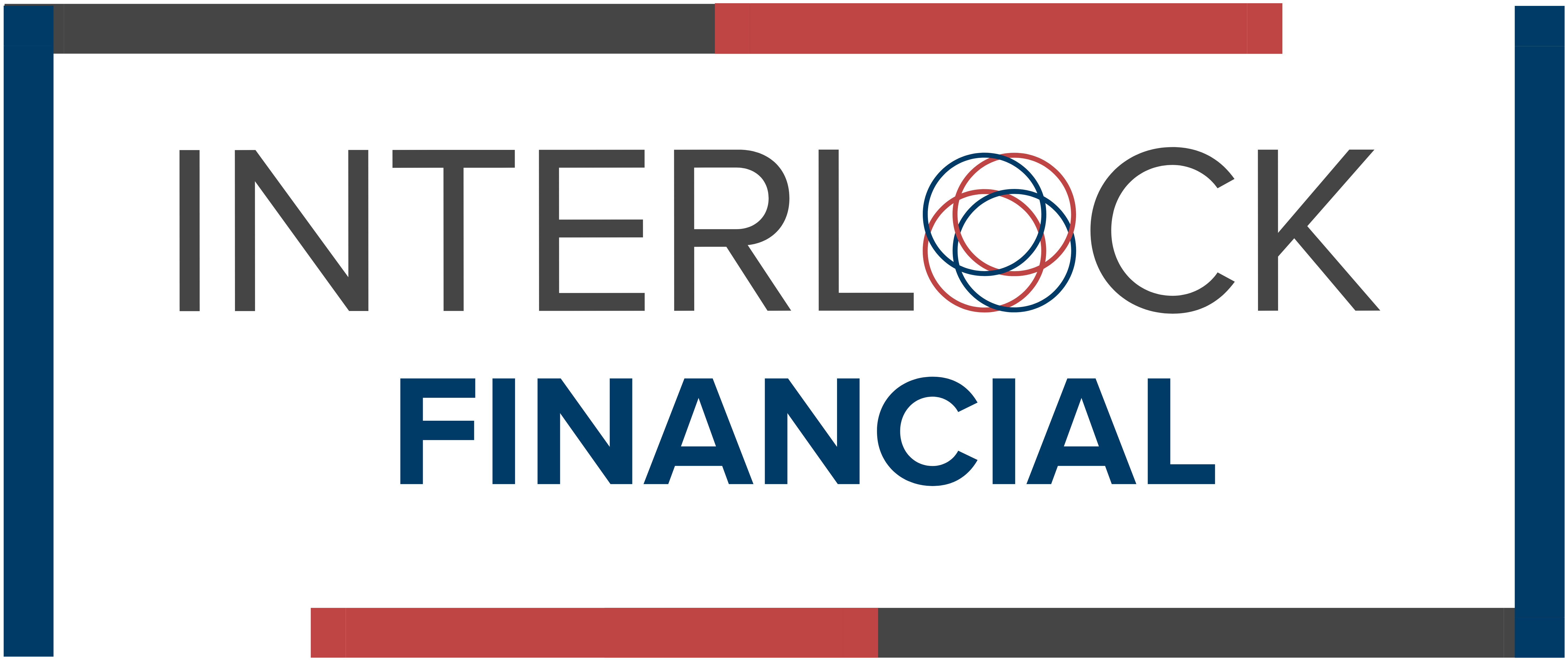 Logo for Interlock Financial