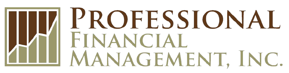 Logo for Professional Financial Management