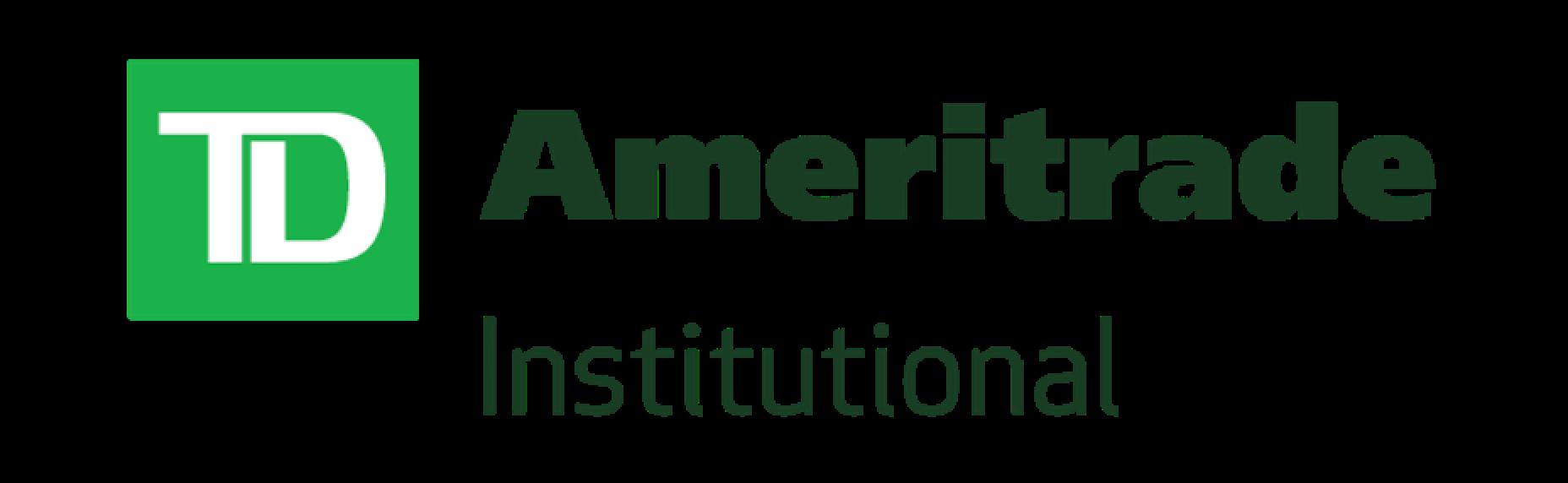 TD Ameritrade Institutional Boulder, CO Boulder Wealth Advisors