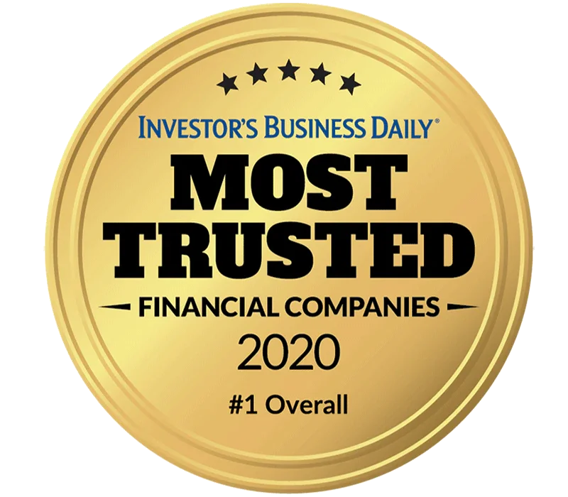 Investors Business Daily Most Trusted Financial Companies