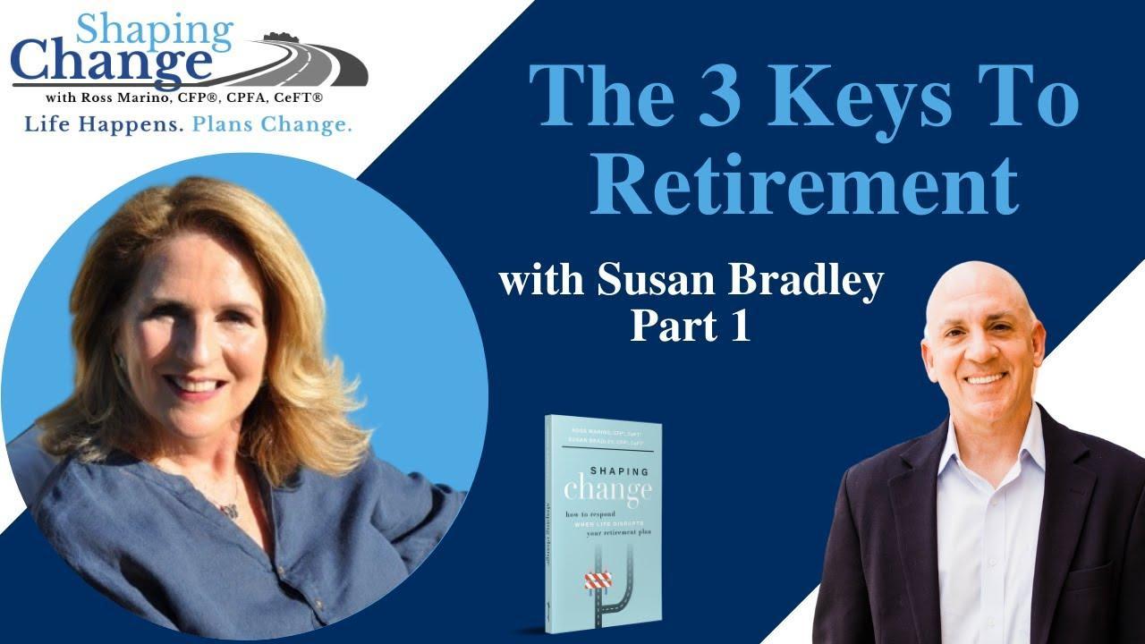 The 3 Keys To Retirement Thumbnail