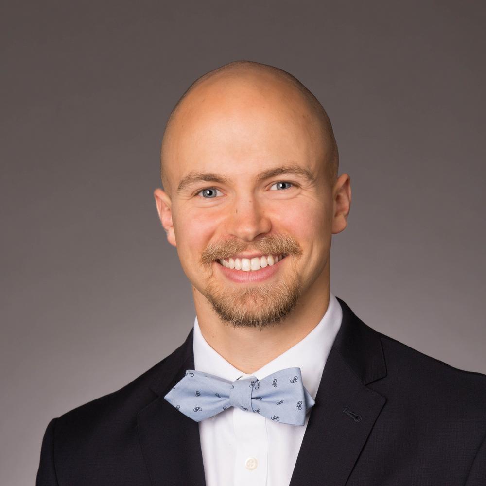 Beau Burns, CFP®, MS – Financial Planning Photo