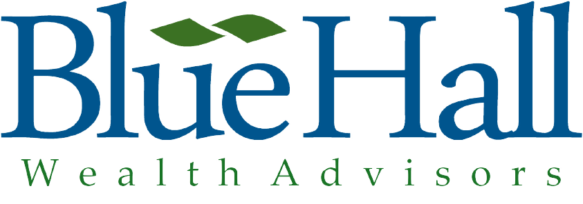 Logo for Blue Hall Wealth Advisors