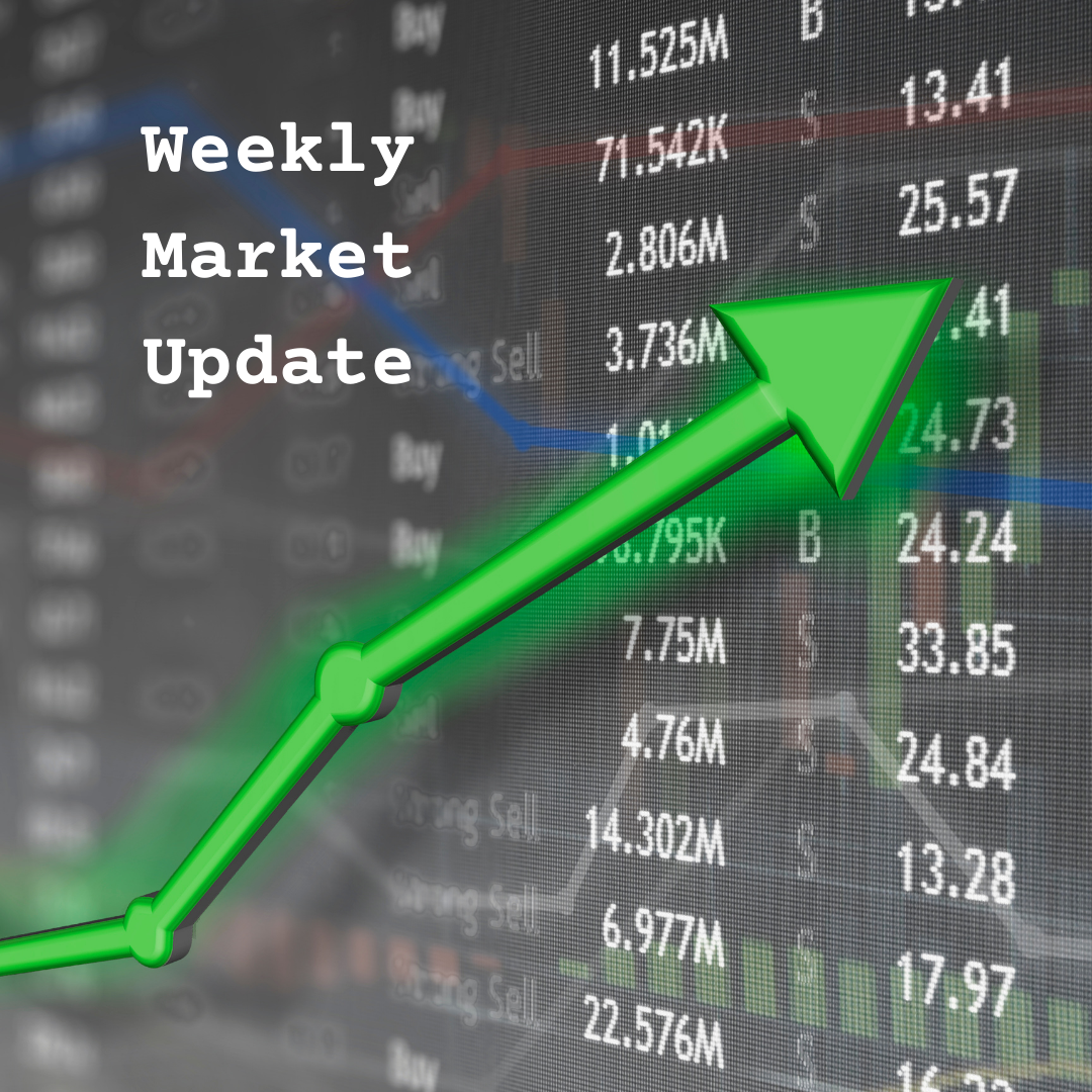 Weekly Market Update March 29th 2021 Thumbnail