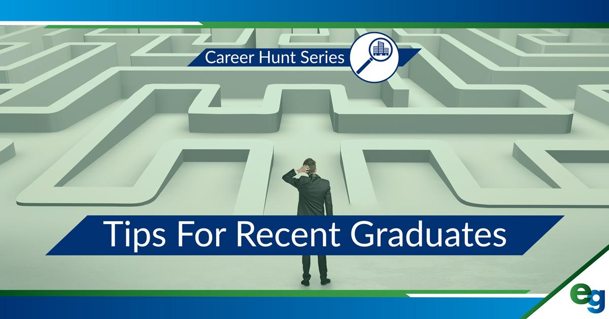 How to Career Hunt for the Recent Grad Thumbnail